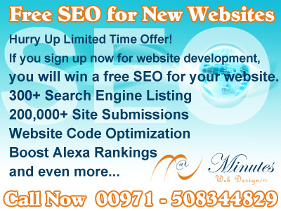 Free SEO for New Websites