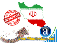 40000 targeted visitors from Iran