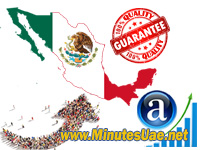 20000 targeted visitors from Mexico