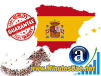 10000 targeted visitors from Spain