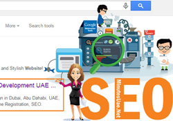 Search Engine Optimization in Dubai