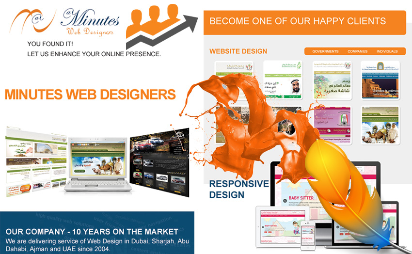 Web Design Services in Dubai, UAE